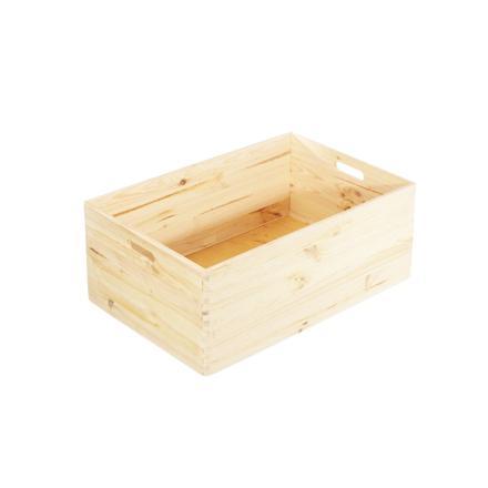 boite de rangement bois