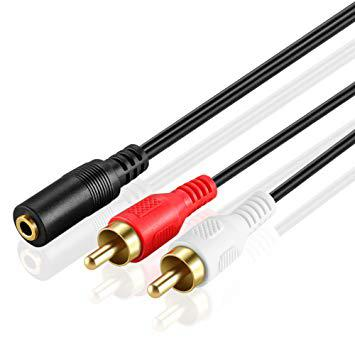 cable audio jack