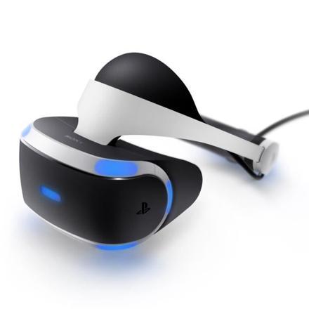 casque realite virtuel ps4