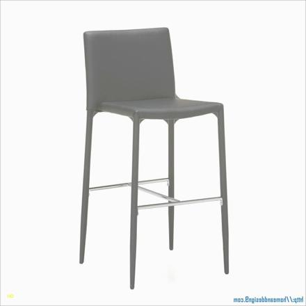 chaise haute bar