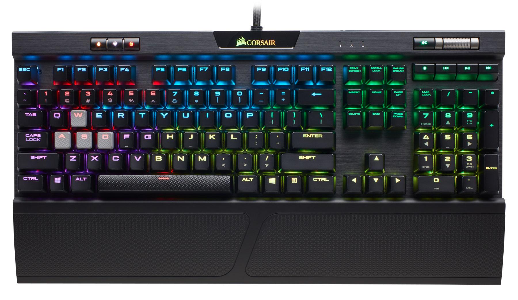 corsair clavier