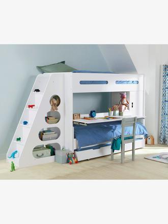 enfant lit mezzanine