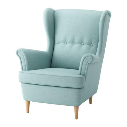 fauteuil strandmon