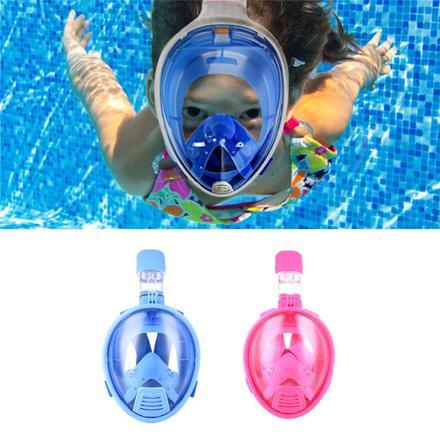 masque plongee enfant