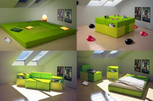 meuble modulable