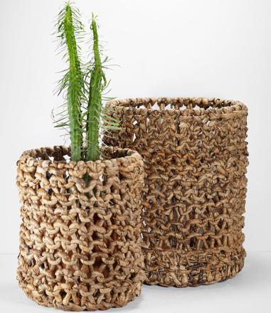 panier pour plante