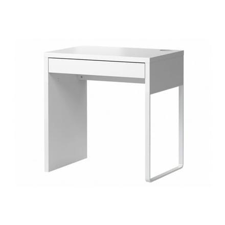 petit bureau blanc