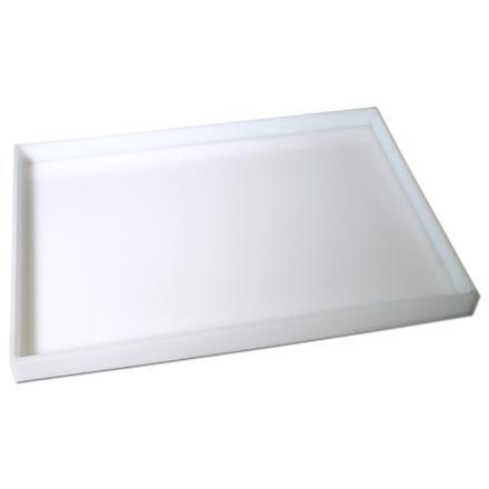 plateau blanc