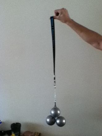 ramasse boule petanque