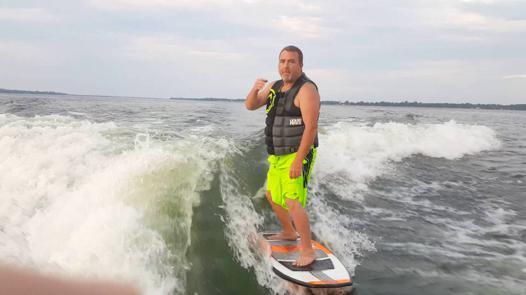 surf débutant