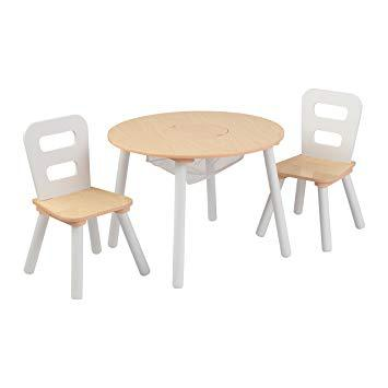 table enfant et chaise