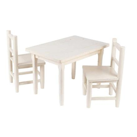 table et chaise enfant