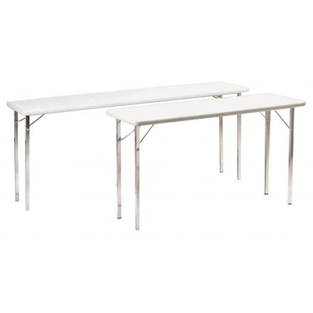 table étroite