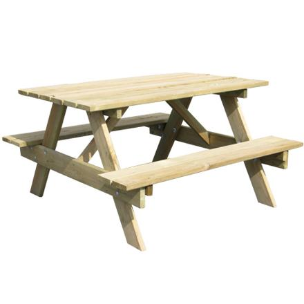 table pique nique enfant
