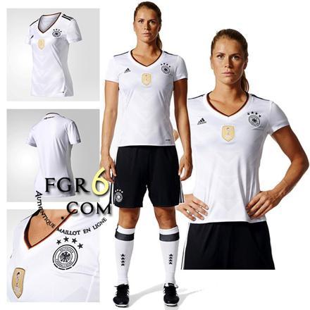 tenue de foot fille