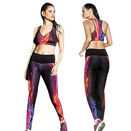 tenue sport femme