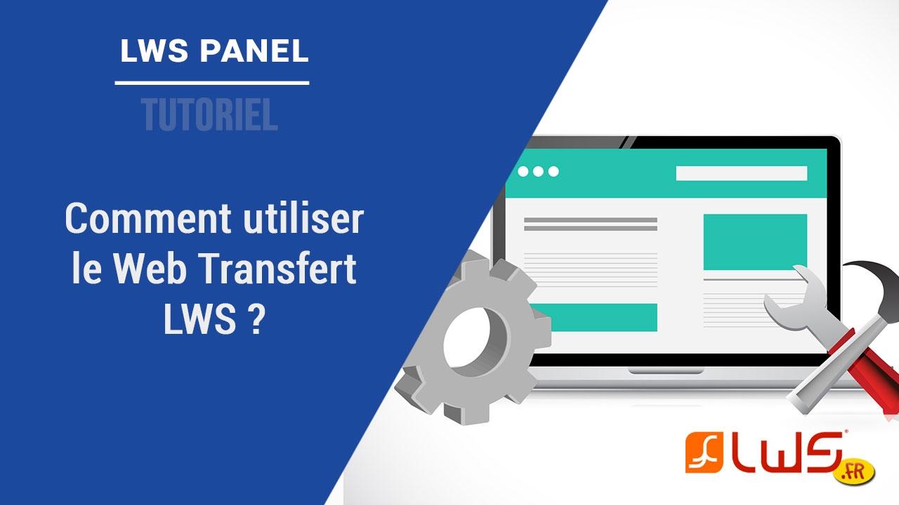 web transfert