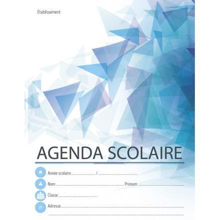 agenda scolaire lacoste