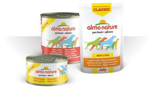 almo nature chien