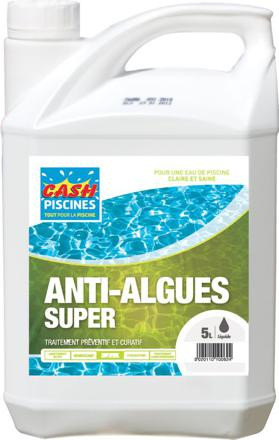 anti algue piscine