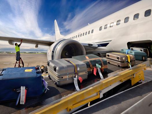 bagage en avion