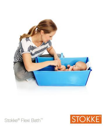 baignoire bébé stokke