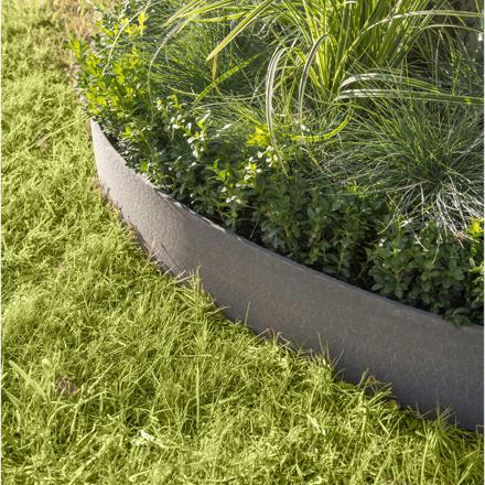bordure jardin plastique