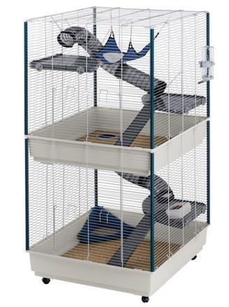 cage a furet