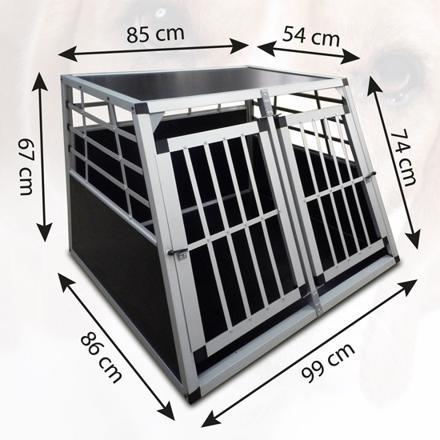 cage de transport pour gros chien