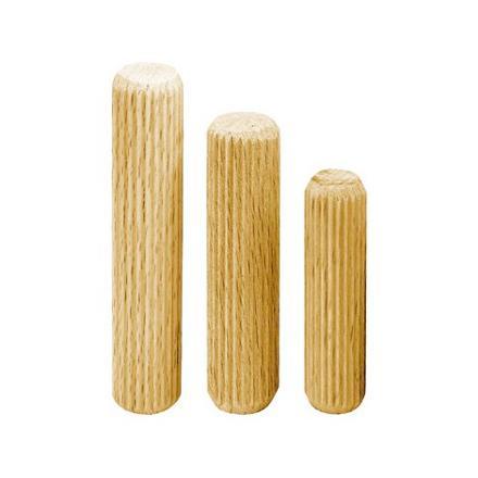 cheville en bois