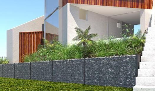 cloture gabion