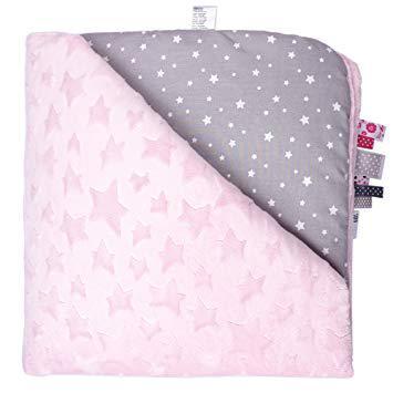 couverture bébé fille