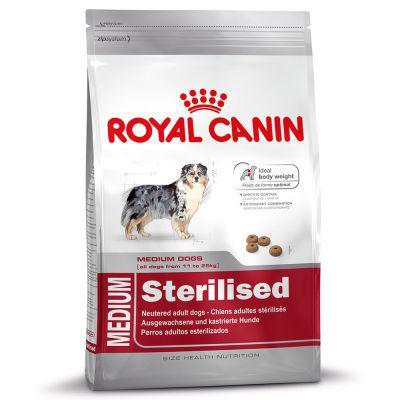 croquette pour chien stérilisé