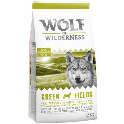 croquettes wolf of wilderness