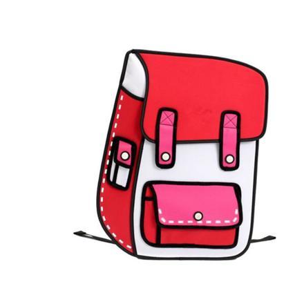 dessin sac à dos