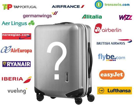 dimension valise bagage à main