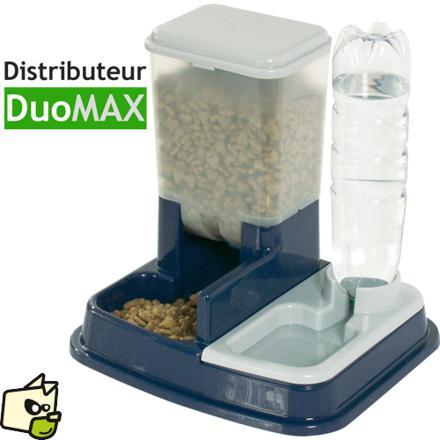 distributeur aliment chat