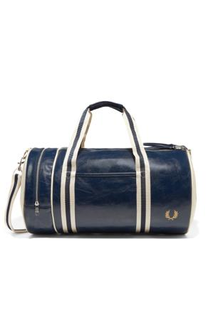 fred perry barrel