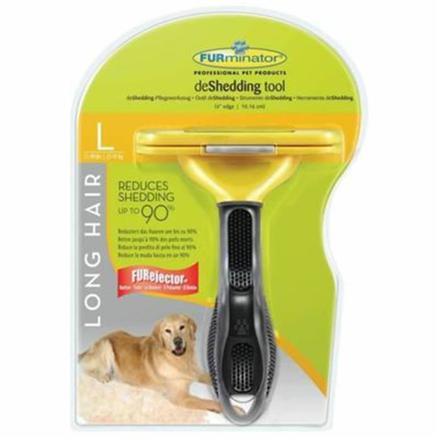 furminator chien poil long