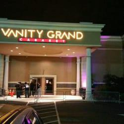 grand vanity