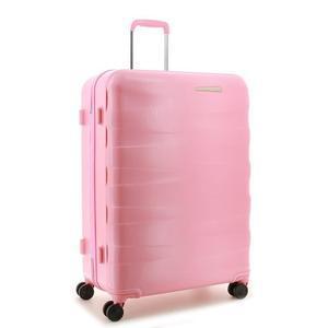 grande valise rose