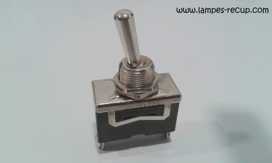 interrupteur lampe