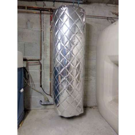 isolation ballon eau chaude