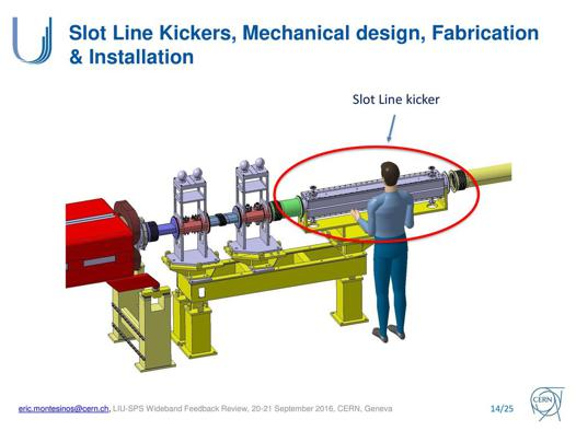 kickers fabrication