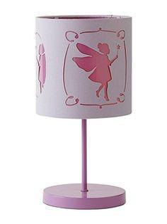 lampe de chevet bébé fille
