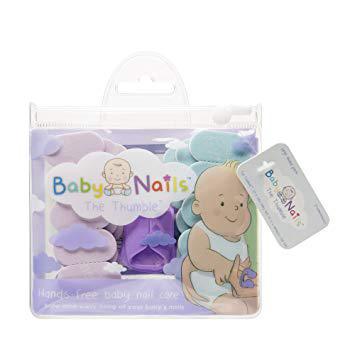 lime a ongle bébé