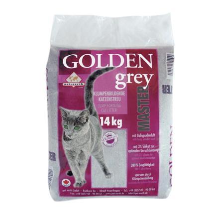 litiere golden grey