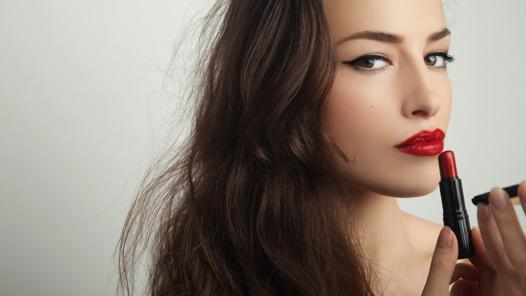 maquillage rouge a levre