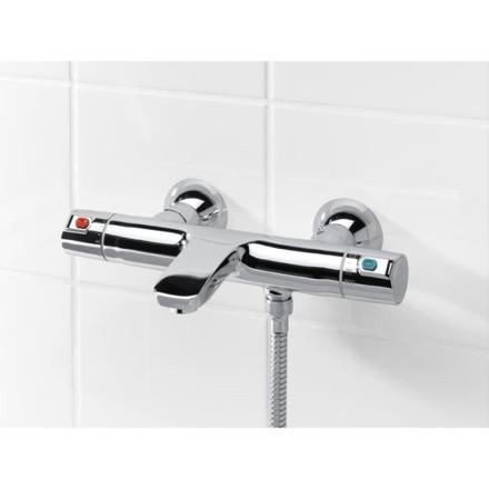 mitigeur bain douche thermostatique