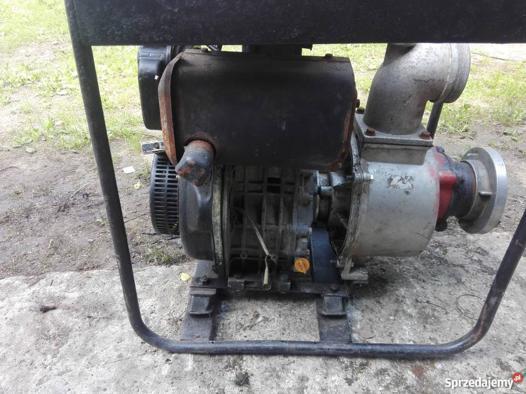 motopompa diesel